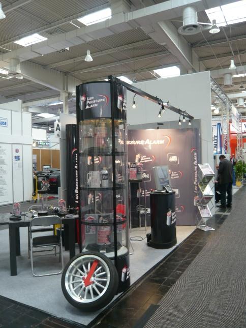 Exibition led alarme pression - Salons internationaux ...